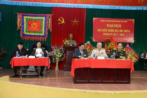 Đại hội đại biểu dòng họ Trần Nguyên Hãn Việt Nam lần thứ II