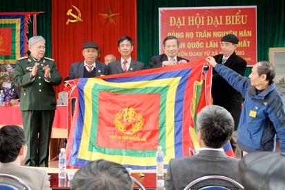 Đại hội đại biểu dòng họ Trần Nguyên Hãn Việt Nam lần thứ nhất